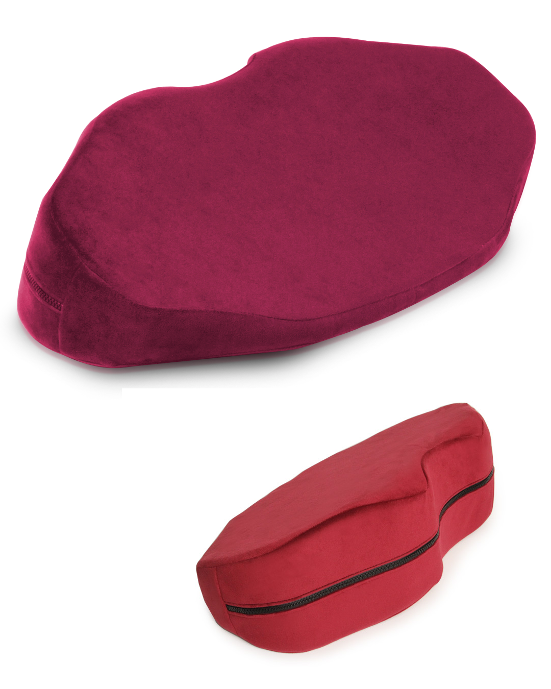 Liberator Decor Arche Wedge Sex Positioning Cushion - Assorted Colors merlot