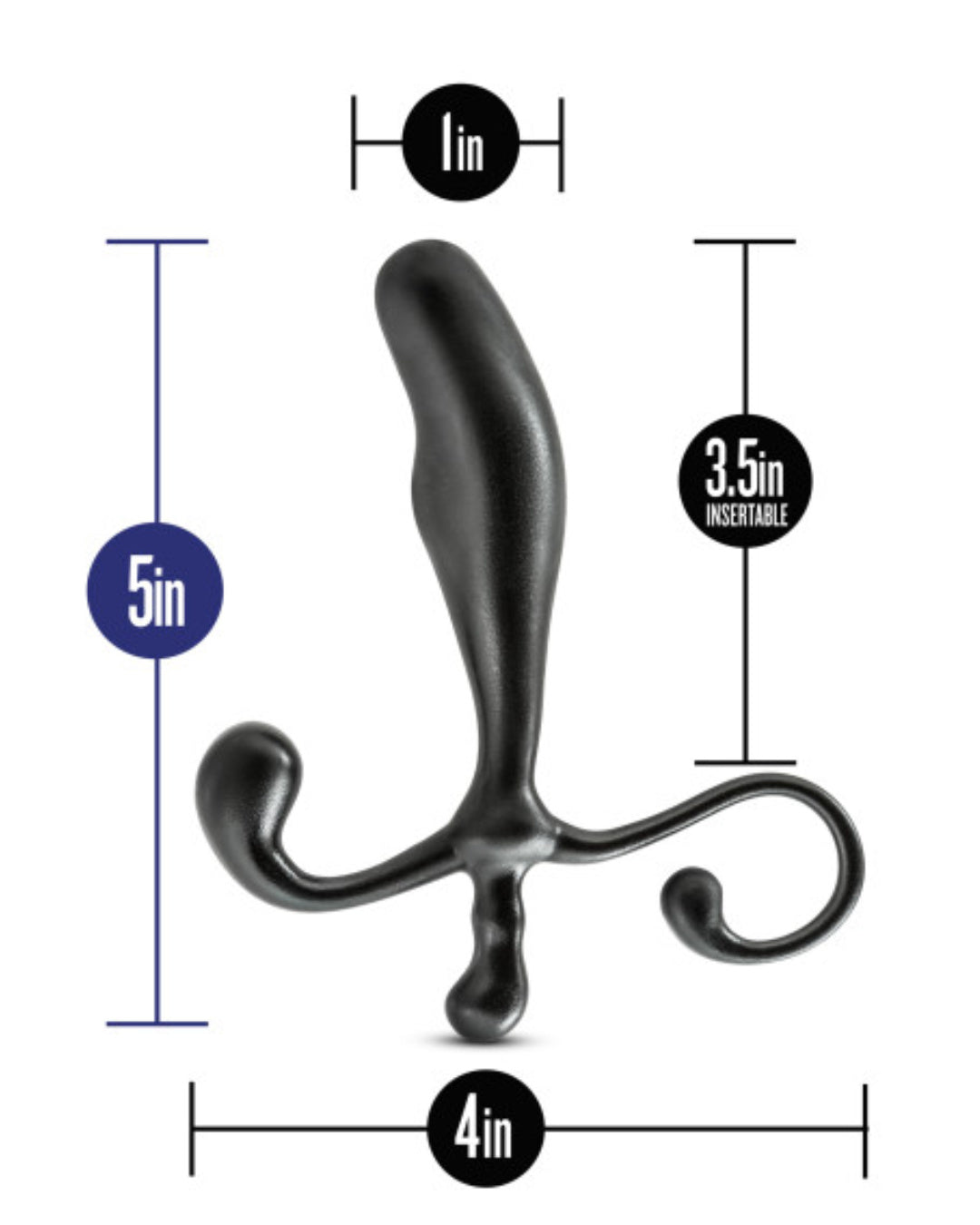 Performance Prostimulator VX1 Prostate Massager