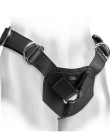 Elite Universal Heavy Duty Harness Black