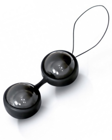 LELO Luna Beads Noir Kegel Exercisers