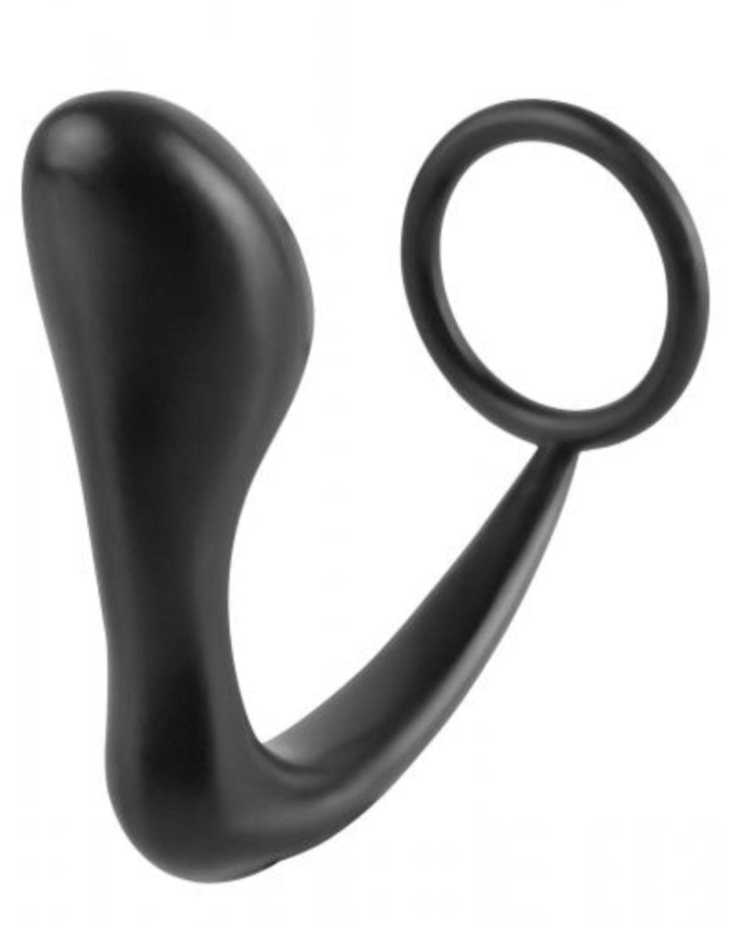 Anal Fantasy Ass-Gasm Silicone Cock Ring Butt Plug