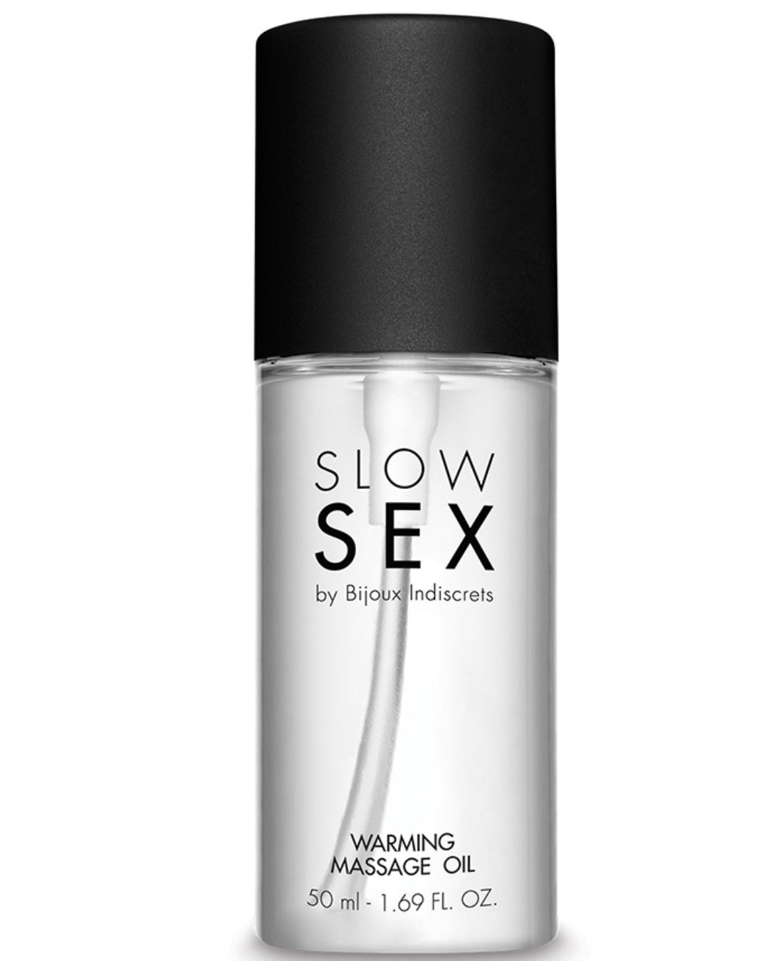 Bijoux Indiscrets Slow Sex Warming Massage Gel Bottle