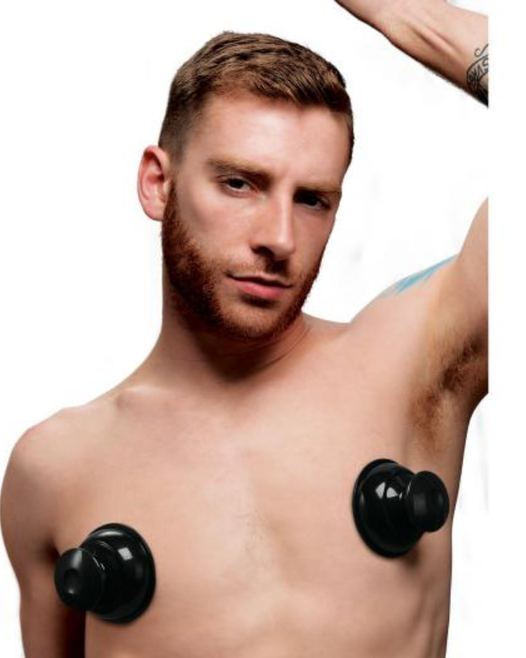 XL Plungers Extreme Suction Nipple Suckers Black