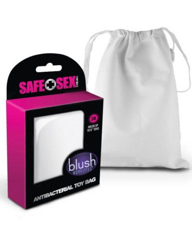 Safe Sex Antibacterial Toy Bag - Small