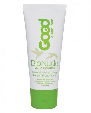 Good Clean Love Bionude Moisturizing Water Based Personal Lubricant 3oz