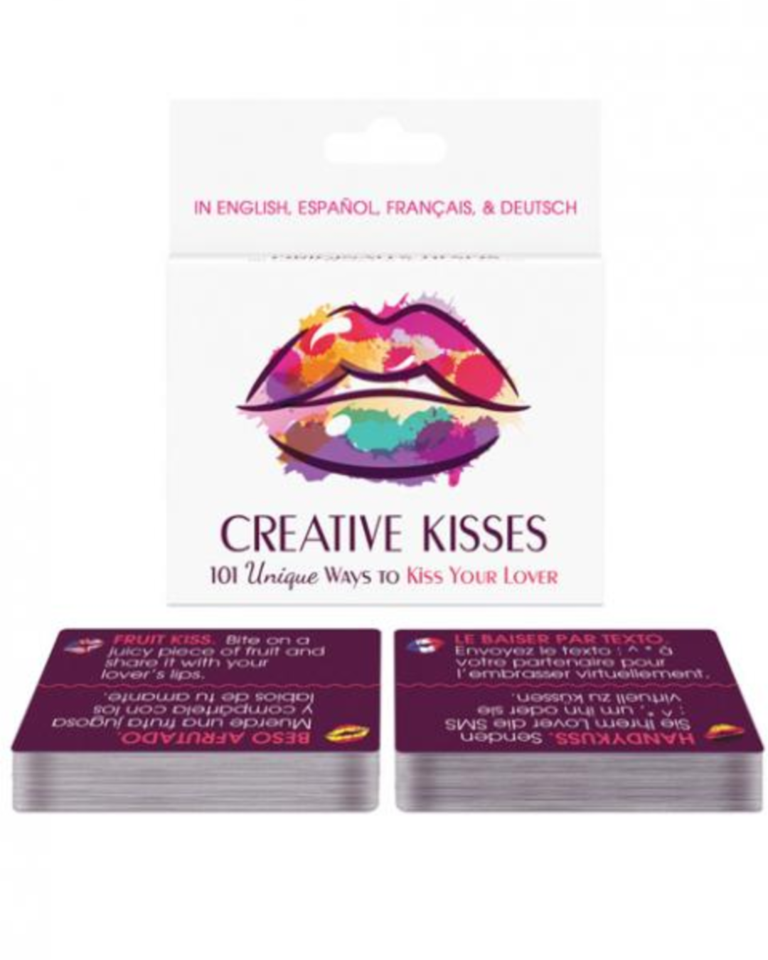 Creative Kisses Game by Kheper Games
