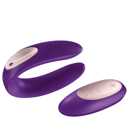 Satisfyer Partner Plus Remote Wearable Couple's Vibrator
