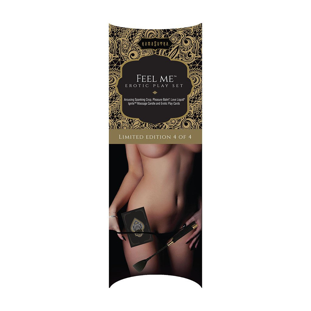 Kama Sutra Feel Me Erotic Play Set