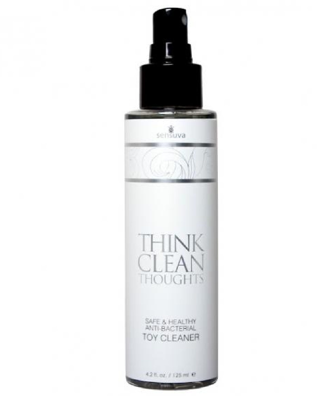 Think Clean Thoughts Healthy Antibacterial Toy Cleaner 4.2oz