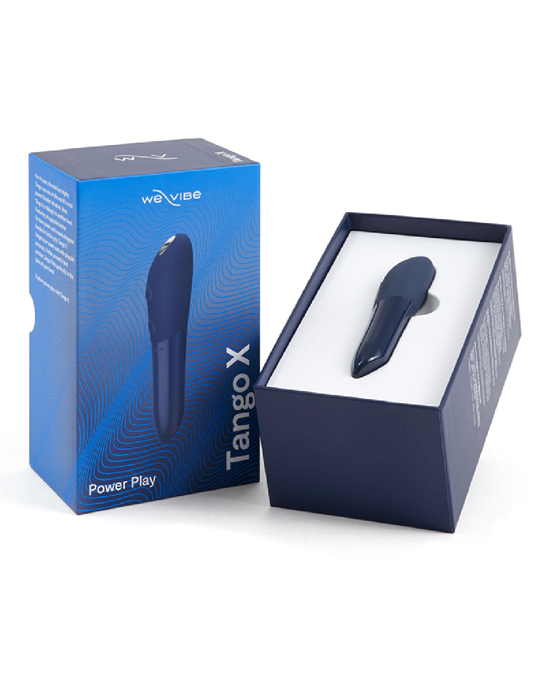 We-Vibe Tango X Powerful Bullet Vibrator - Midnight Blue