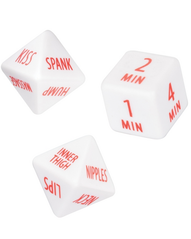 Tempt & Tease Dice Game for Lovers
