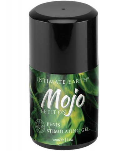 Mojo Penis Stimulating Gel by Intimate Earth 1 oz