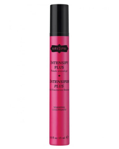 Intensify Plus Warming Female Arousal Gel by Kama Sutra