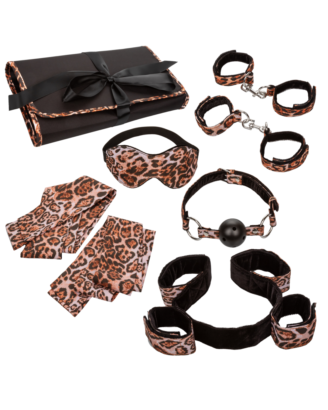 Unleashed Surrender 8 Piece Kink Set