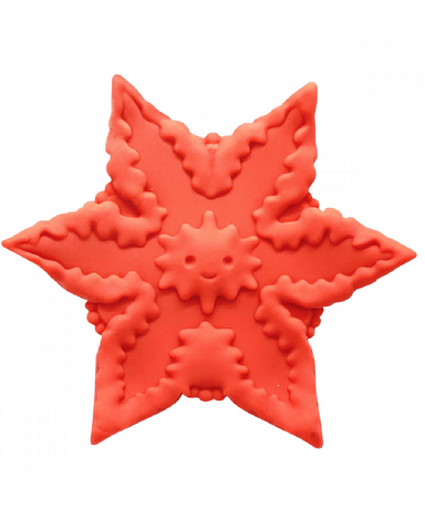 Starsi Silicone Waterproof Vibrator - Orange