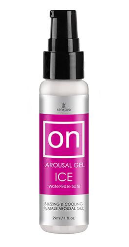 On Arousal Gel Ice for Her by Sensuva
