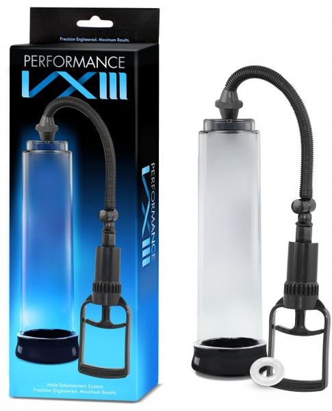 Performance - VX3 - Male Enhancement Pump System by Blush Novelties with box