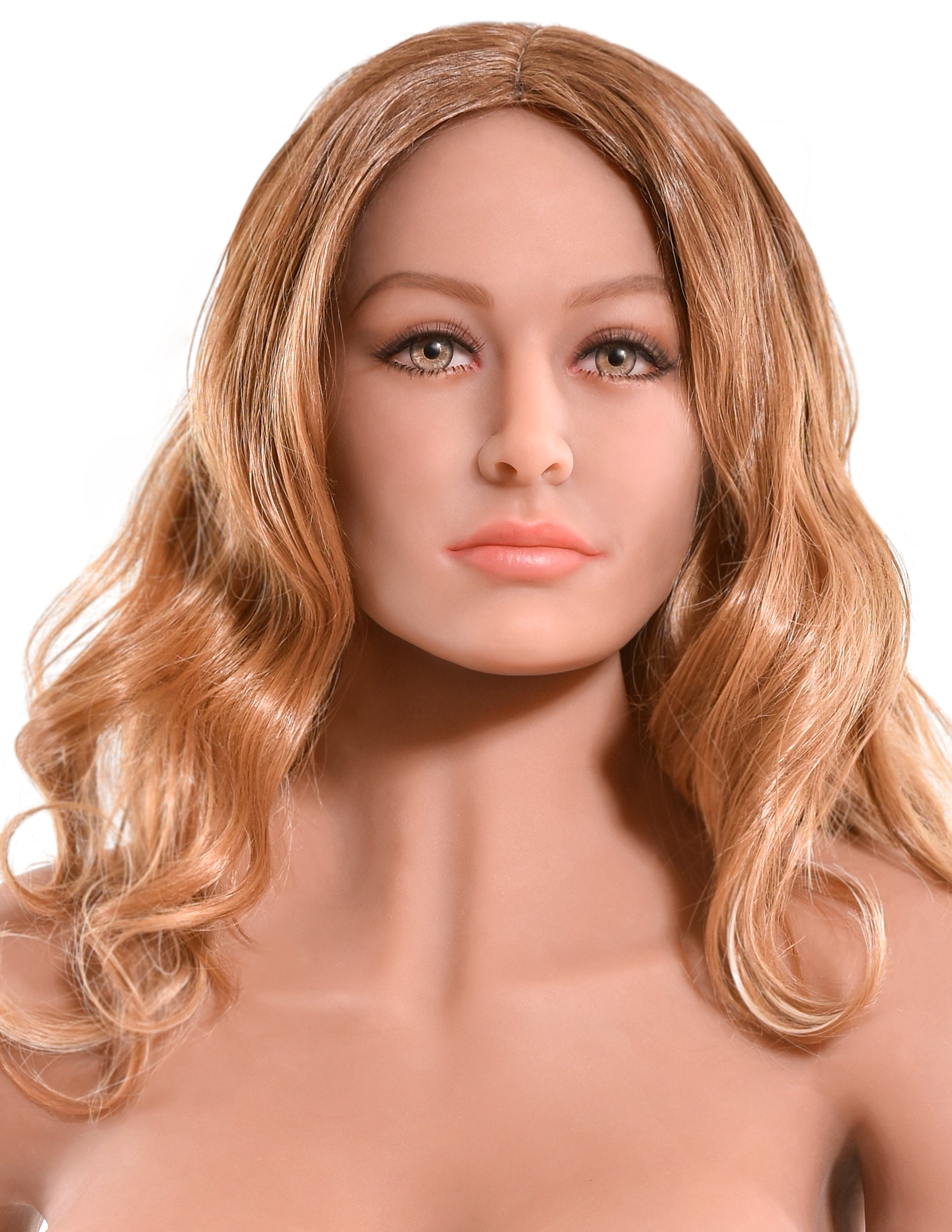 Ultimate Fantasy Dolls - Bianca head and shoulders only