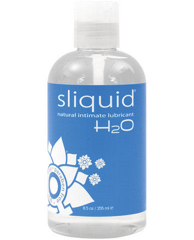 8.5oz Sliquid H2O Original Water Based Lubricant
