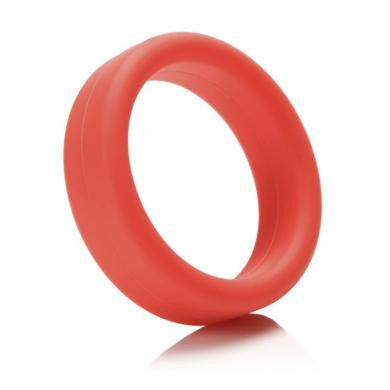 Super Soft 1.5 inch C-Ring red