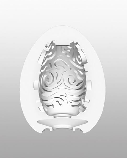 Tenga Egg Disposable Penis Masturbator -Cloudy interior