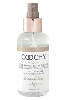 Coochy After Shave Soothing Protection Mist - Botanical Blast 4 oz