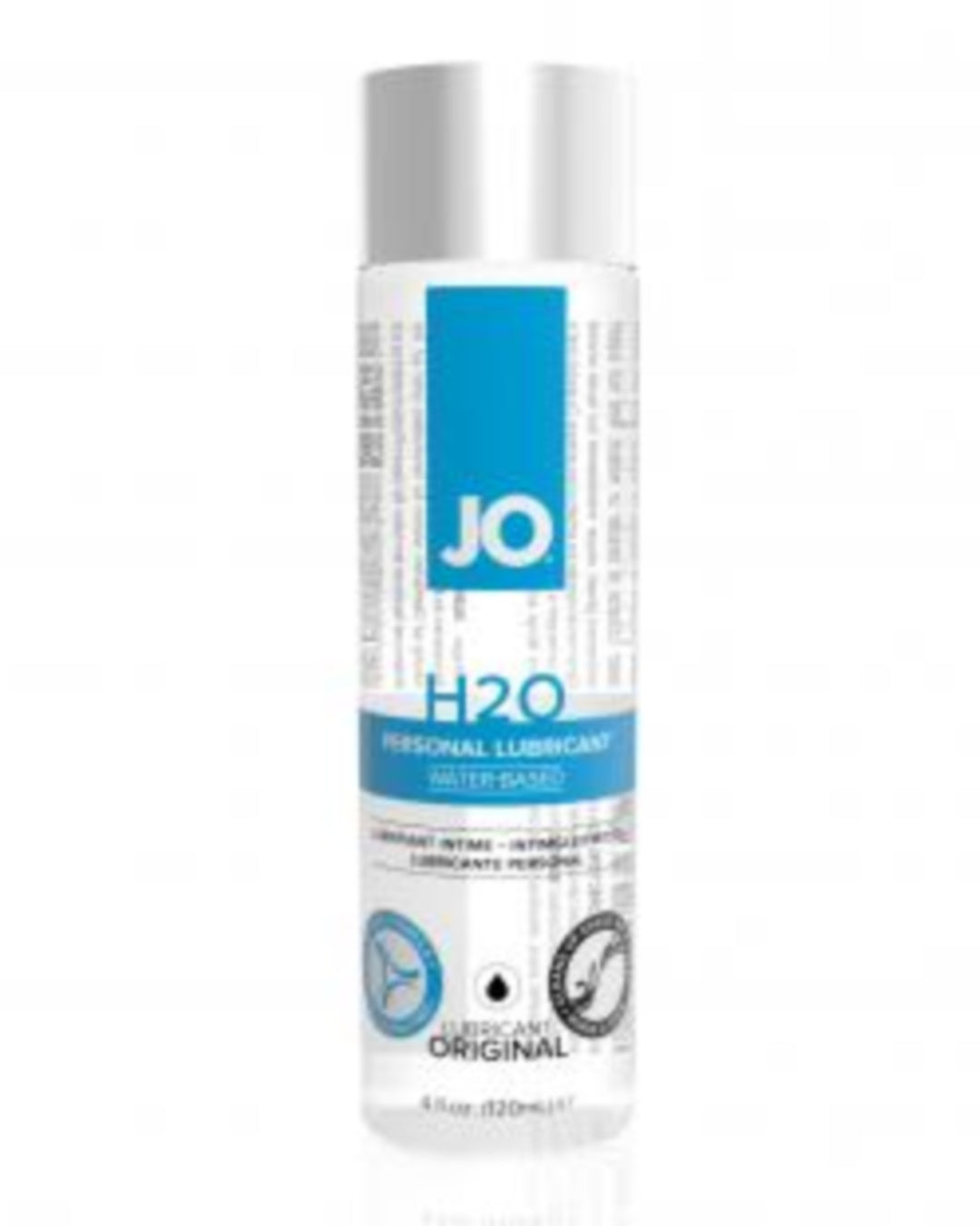 Jo H2O Original Water Based Lubricant