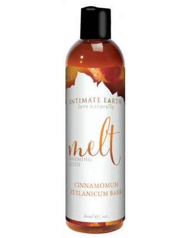 Intimate Earth Melt Warming Water Based Lubricant