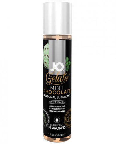 JO Gelato Flavored Lubricant 1oz - Mint Chocolate