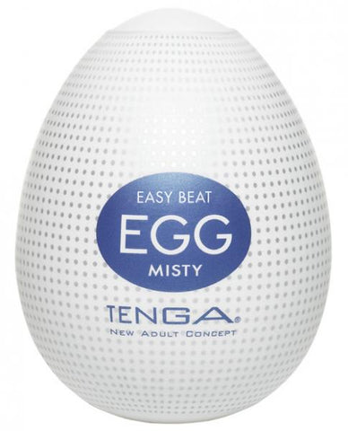 Tenga Egg Disposable Penis Masturbator -Misty