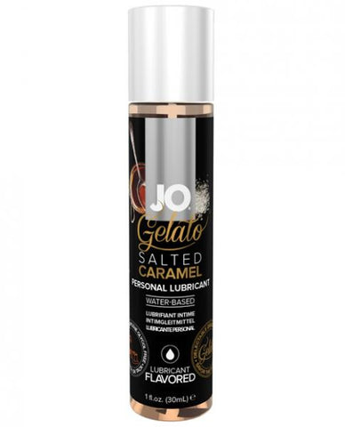 JO Gelato Flavored Lubricant 1oz - Salted Caramel