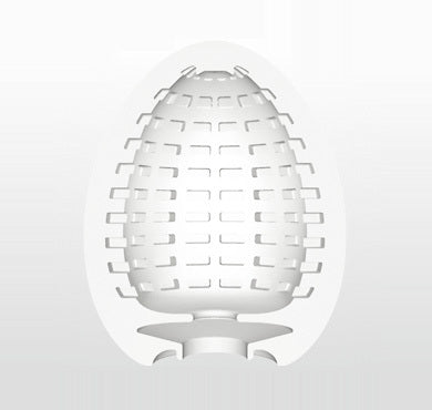Tenga Egg Disposable Penis Masturbator - Spider interior