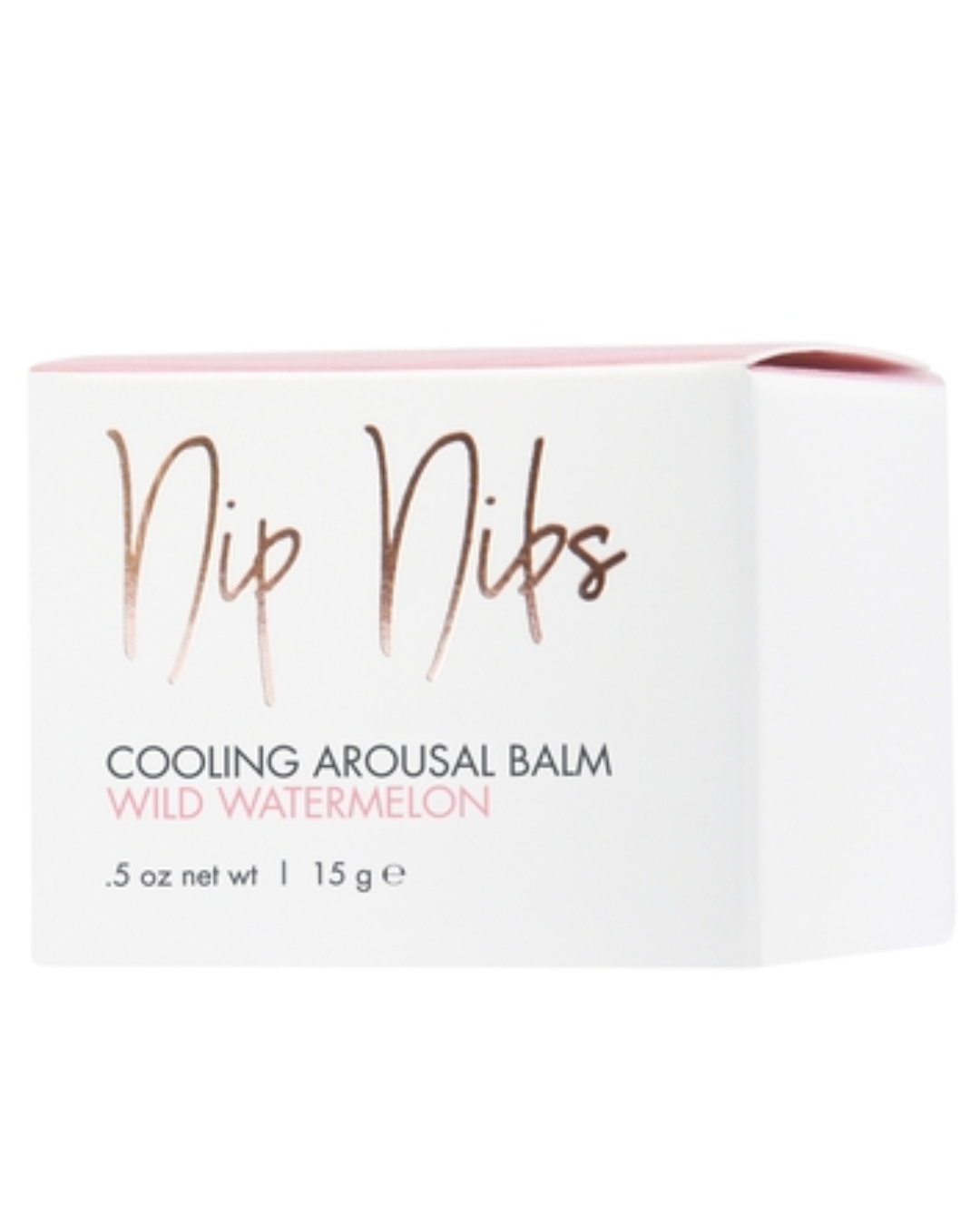 CG Nip Nibs Cooling Arousal Balm .5 oz - Wild Watermelon box