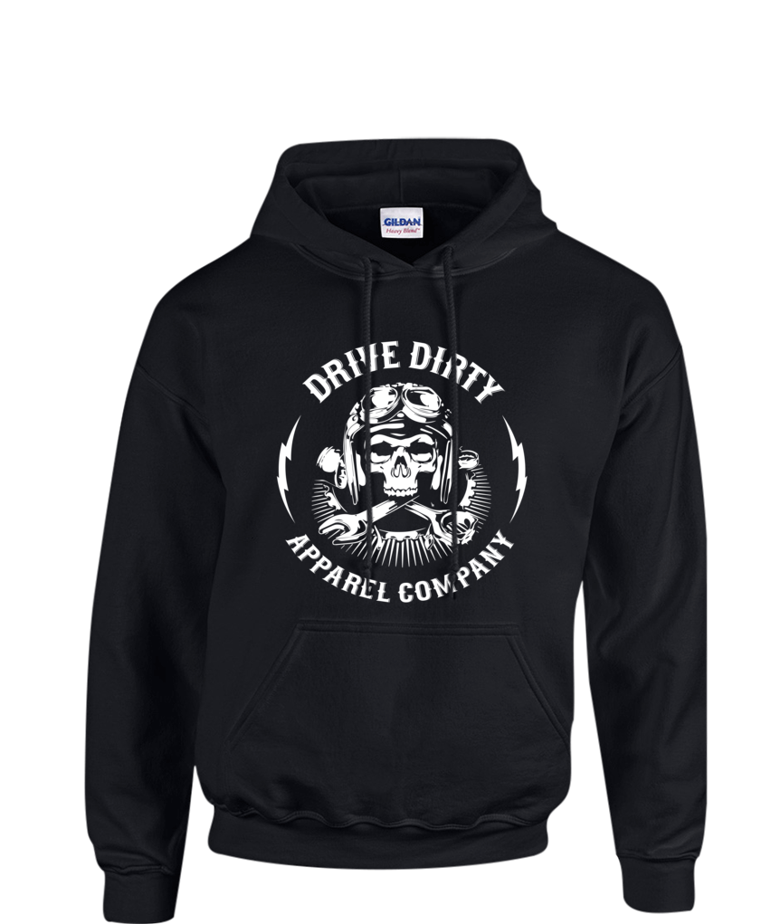 Drive Dirty Apparel Co Hoodie