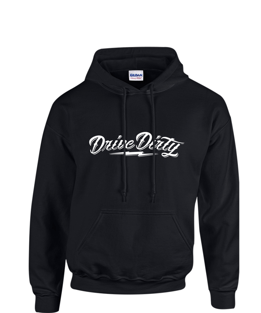 Drive Dirty Bolt Hoodie