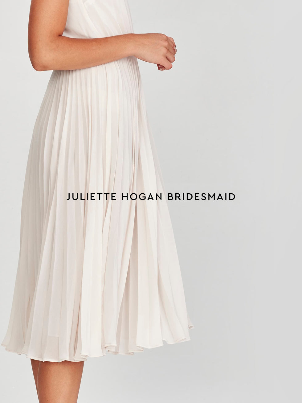 Juliette Hogan Bridesmaid