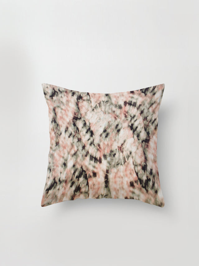 Medium Cushion Cover (Ashbury Print) Tie Dye