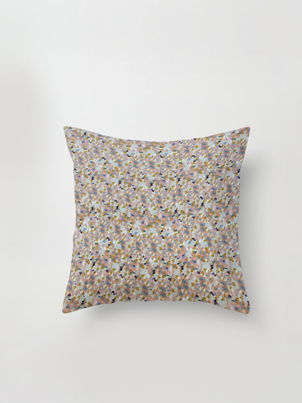 Medium Cushion Cover (Claud Silk) Glow