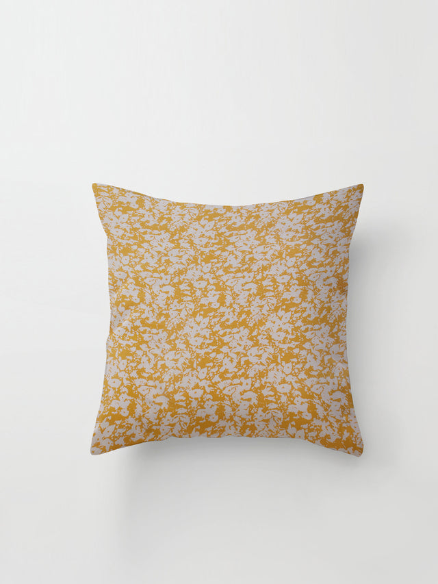 Medium Cushion Cover (Damas Silk) Sunshine