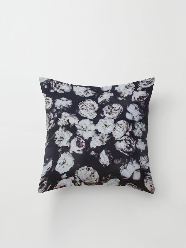 Large Cushion Cover (Bed of Roses) Floral Dust