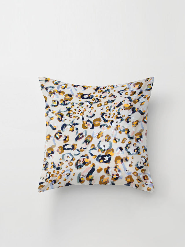 Medium Cushion Cover (Leo Cotton) Sun
