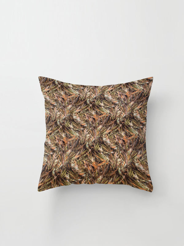 Medium Cushion Cover (Liberty Leaf) Forest