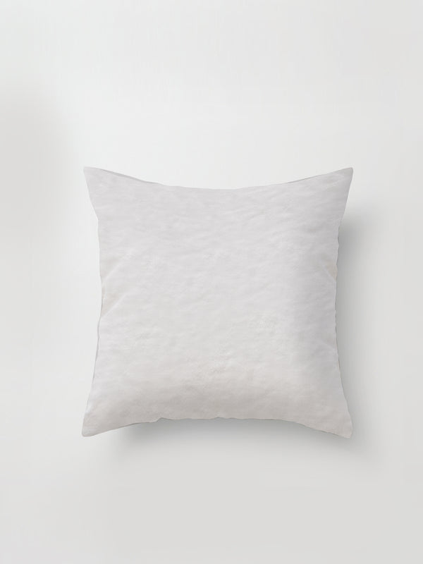 Large Cushion Cover (Luxe Fur) Cream