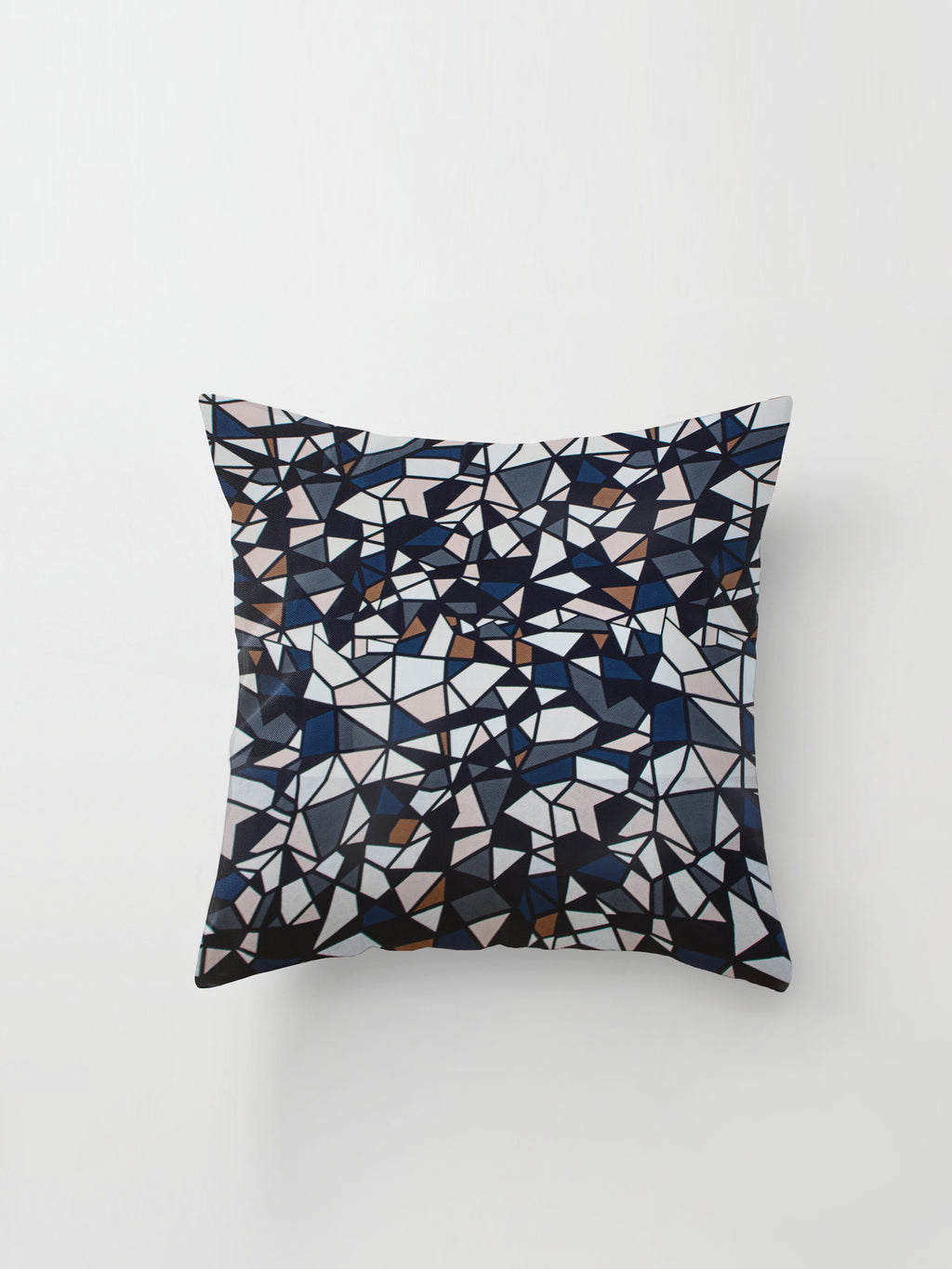 Large Cushion Cover (New York Nights Silk) Prismatic