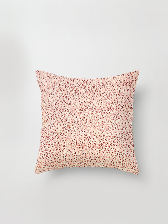 Medium Cushion Cover (Serval Silk) Pinky