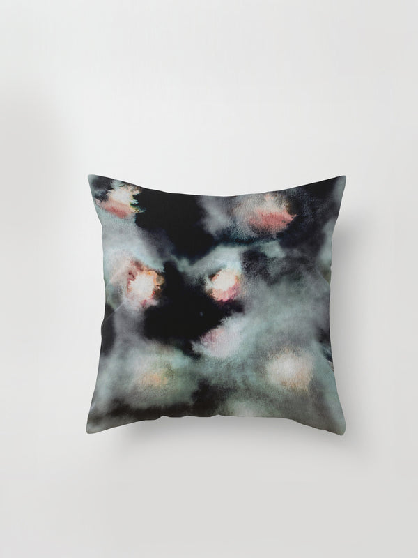 Large Cushion Cover (Super Nova Silk) Galaxy
