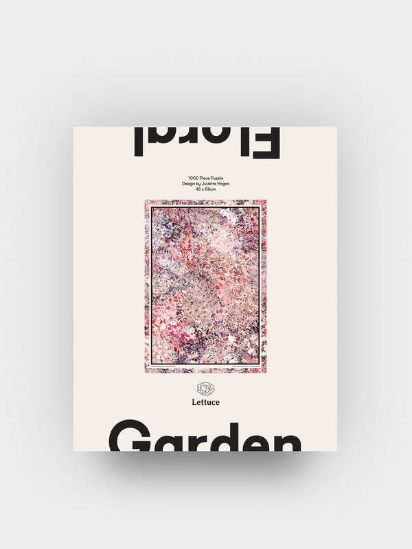 JH Puzzle (Floral Garden) Bloom