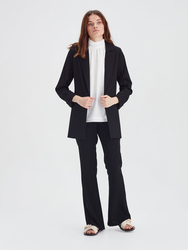 Elliot Blazer (Soft Suiting) Black