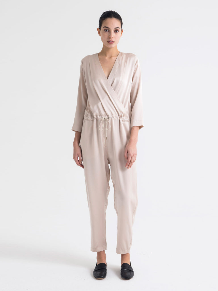 charlie jumpsuit (silk satin)