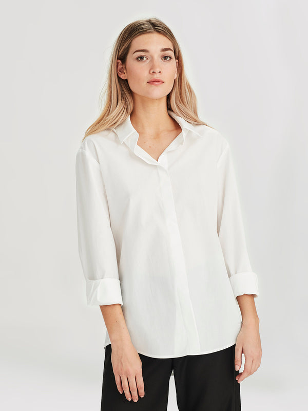 Cody Shirt (Cotton) White